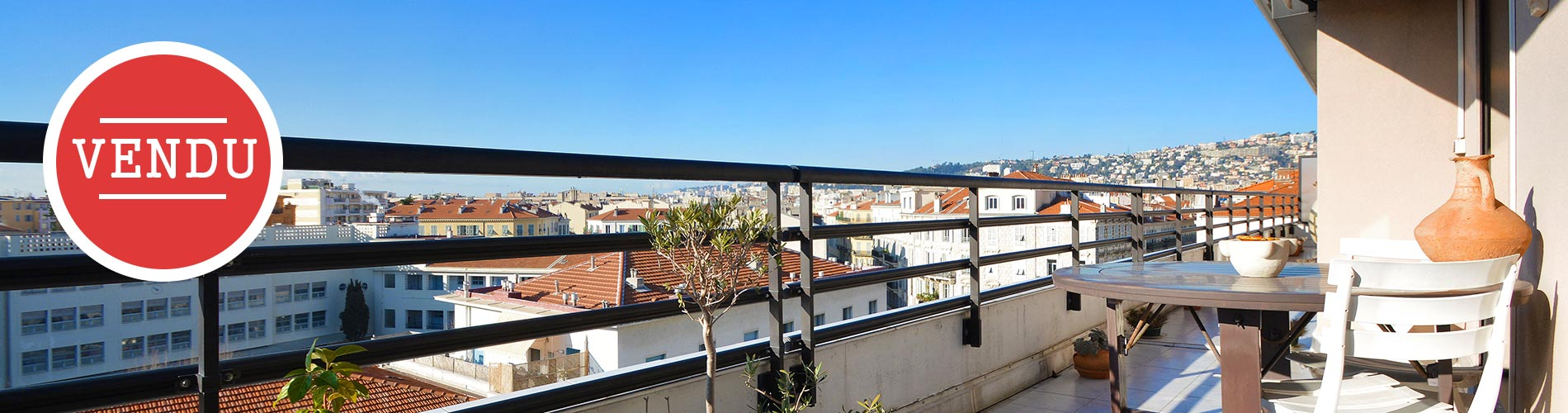 Ventes-appartement-Nice-Centre ville