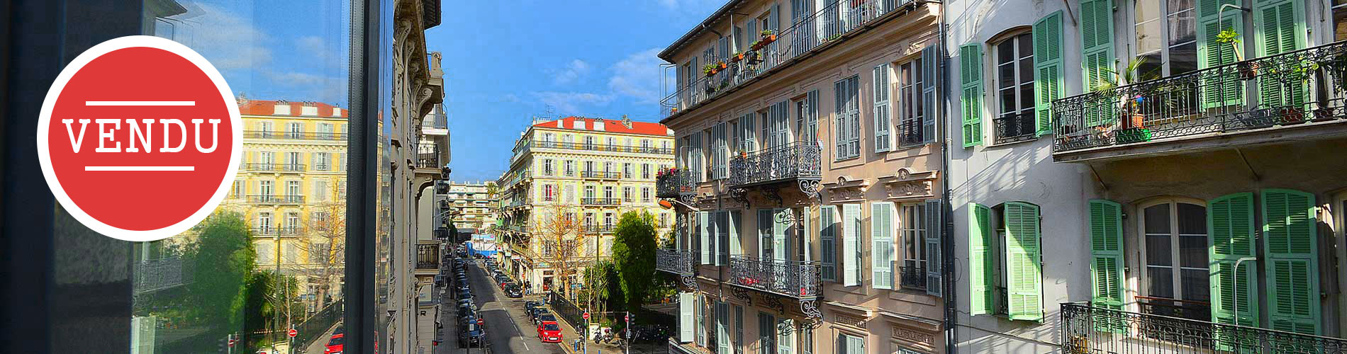 Ventes appartement Nice Carabacel